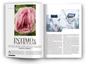 Enygma X-Orbital na Revista Vogue