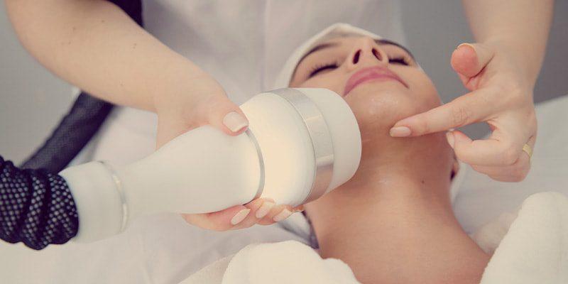 Protocolos para aplicar a Criofrequencia Facial