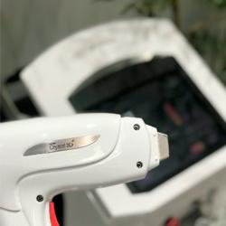 Aplicador do Laser Crystal 3D